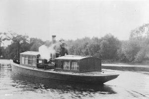 waterlily-c1880-thomas-t-at-the-wheel
