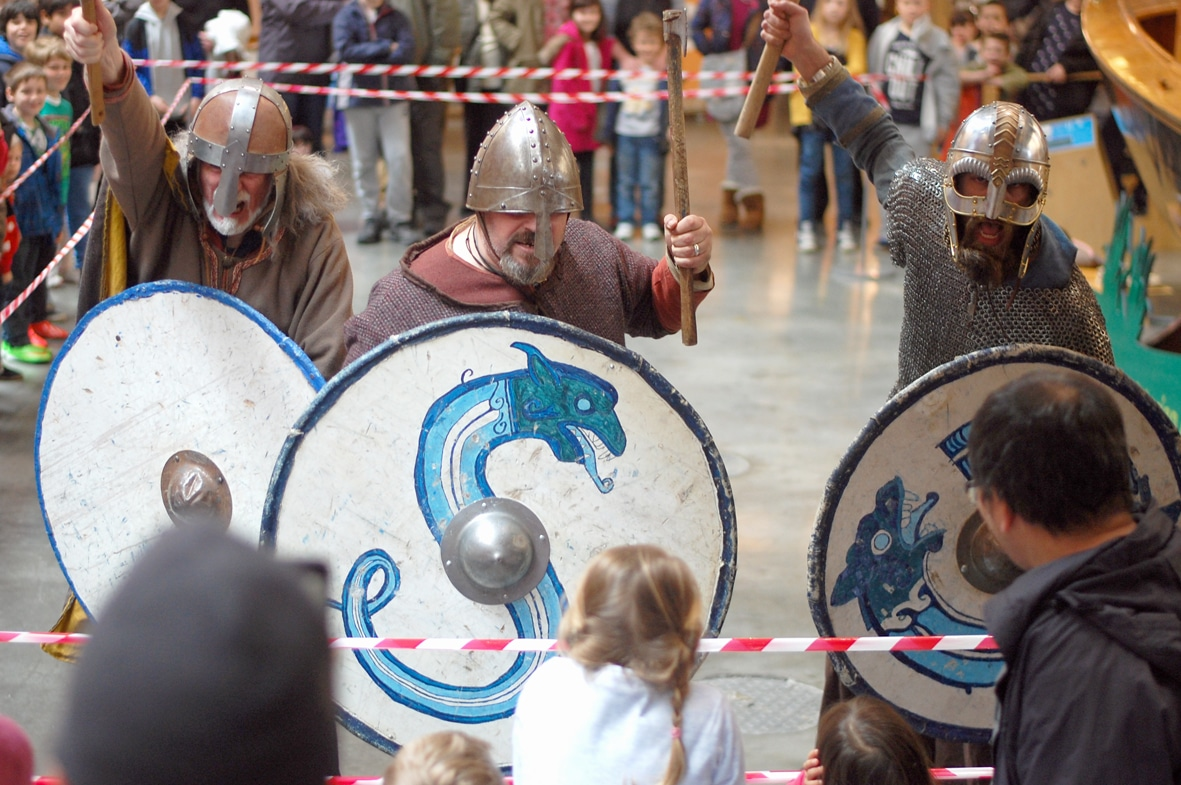Viking Sagas with Rattlebox Theatre
