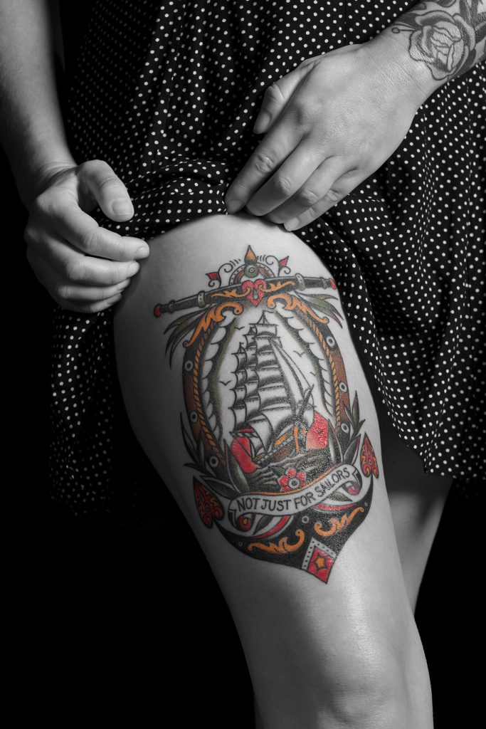 tattoo british tattoo art revealed national maritime