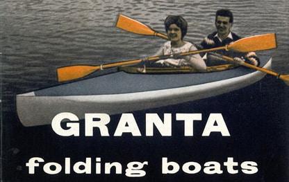 Granta folding canoe – BC24 | National Maritime Museum Cornwall