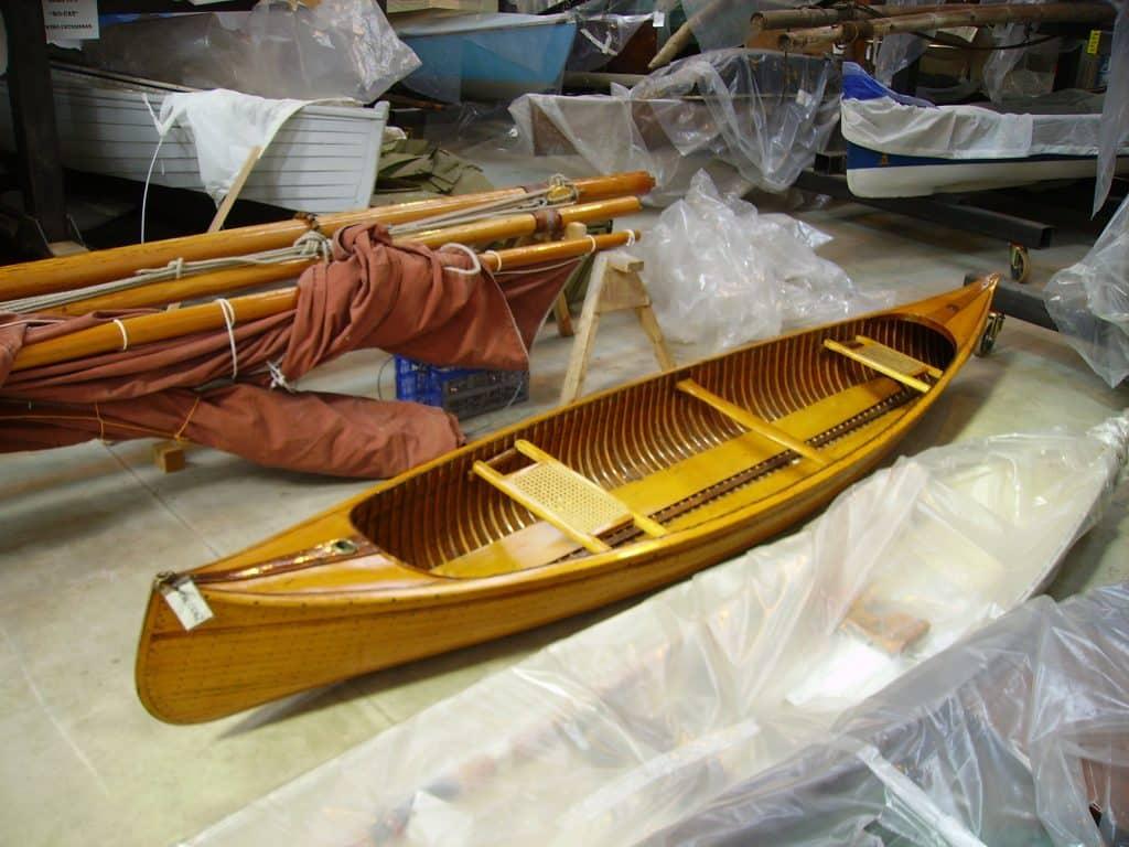 Peterborough Canoe NMMC
