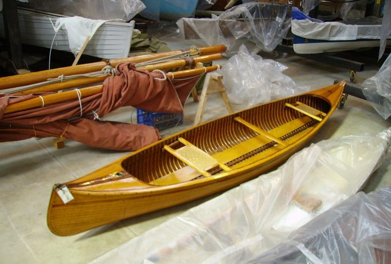 Peterborough Canoe NMMC