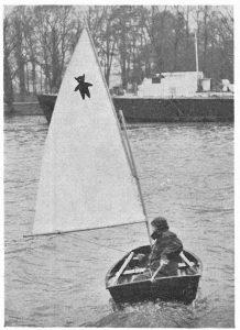 "Gremlin dinghy ""Gremlin"" – BAE0009 | National Maritime ..."