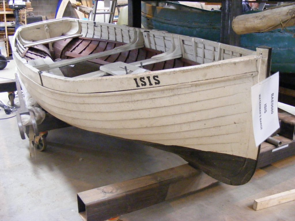 Isis National Maritime Museum cornwall