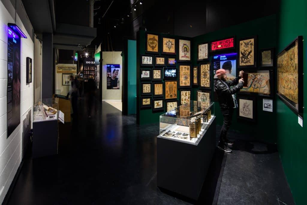Image: The Jessie Knight archive courtesy of Neil Hopkin-Thomas. Photo: Paul Abbitt
