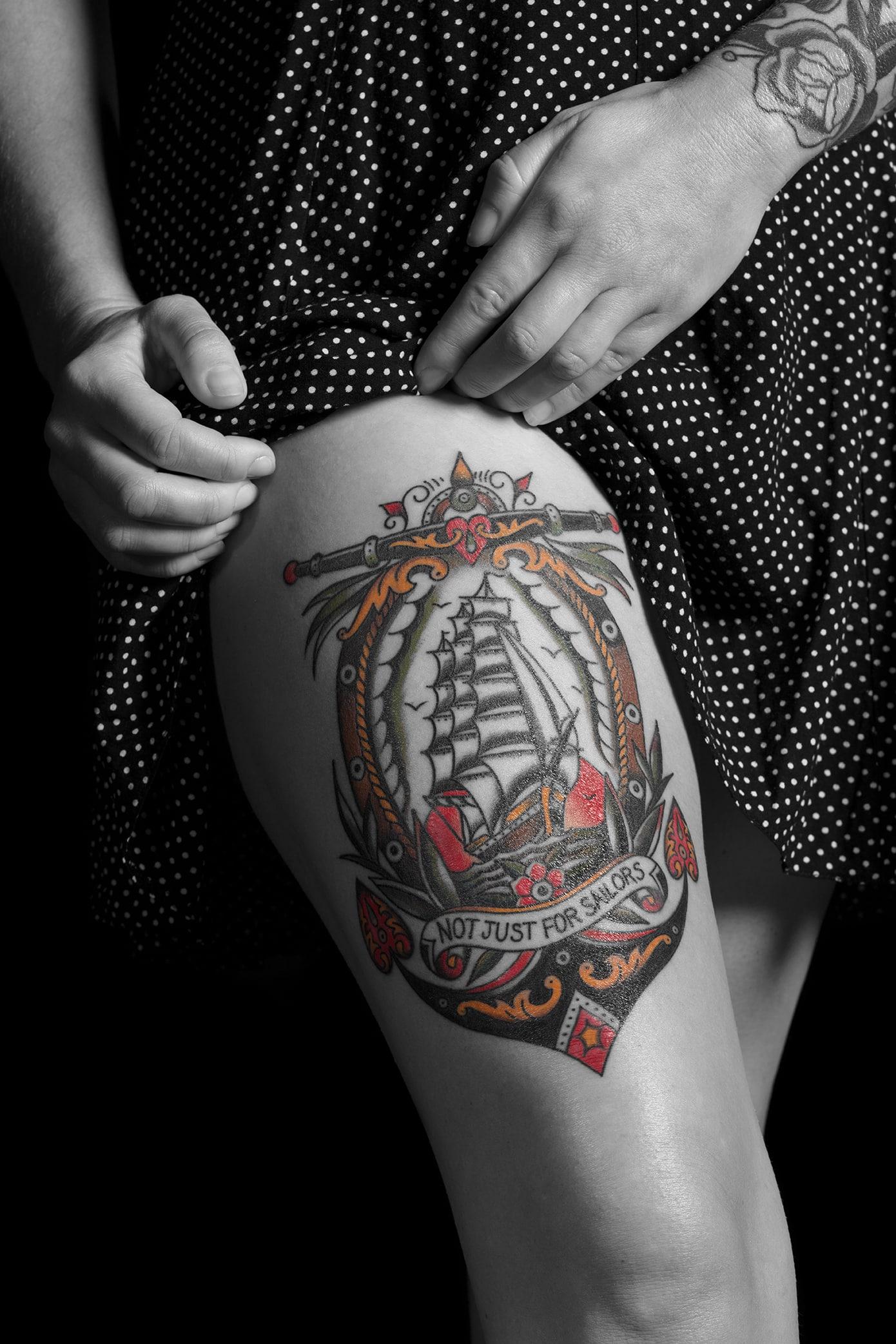 Tattoo: British Tattoo Art Revealed