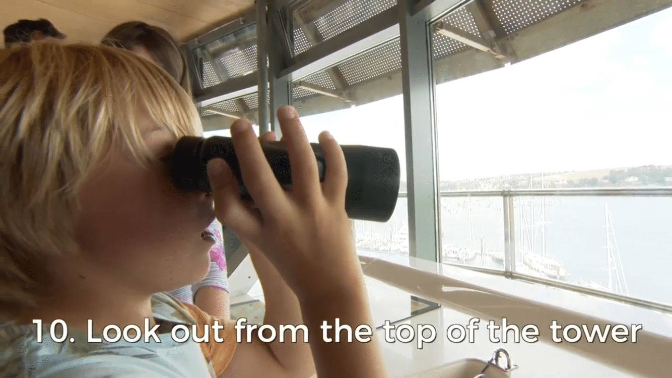 Video: Top 10 Things to do with kids at The National Maritime Museum Cornwall in Falmouth