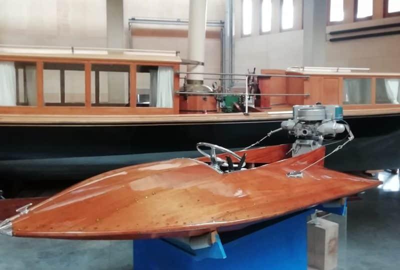 Crandall Hydroplane National Maritime Museum Cornwall