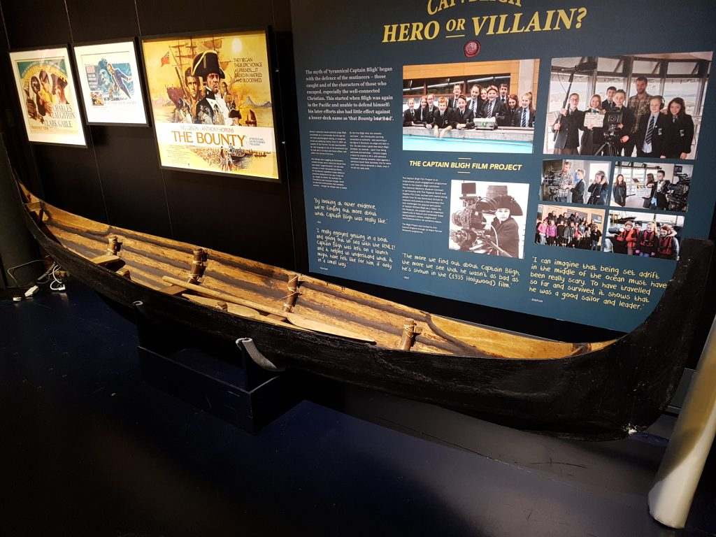 Solomon Islands Planked Canoe