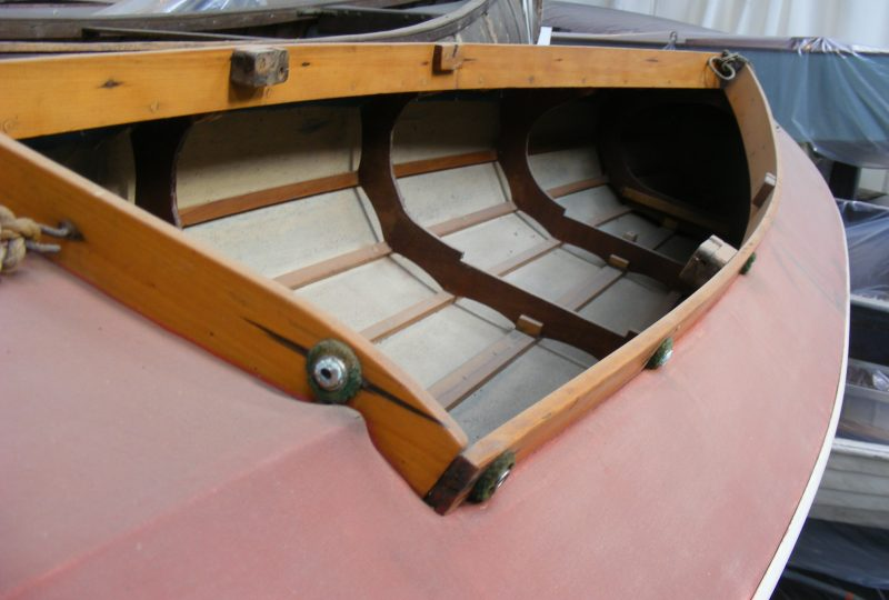 PBK Canoe 20 National Maritime Museum Cornwall