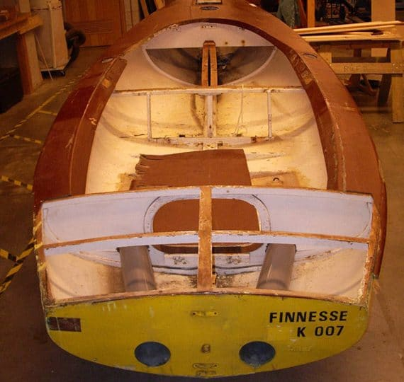 Finnesse k7 National Maritime Museum