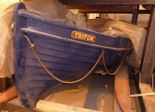Triton National Maritime Museum Cornwall