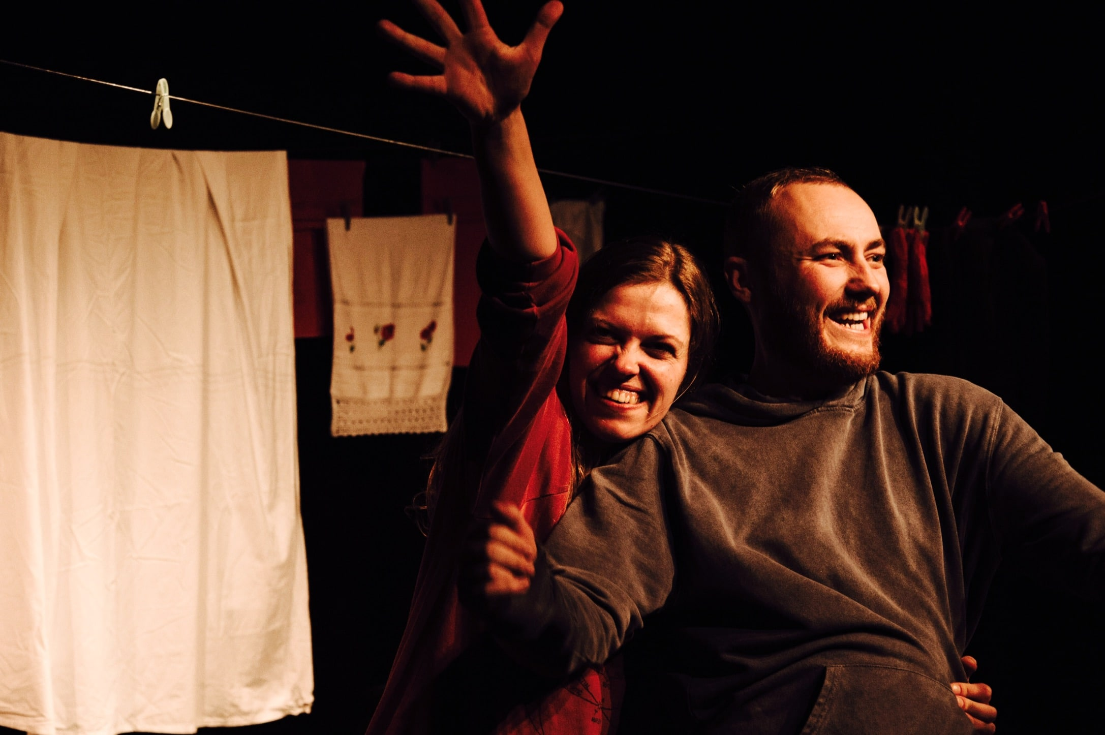 There's No Country by Muntjac Theatre
