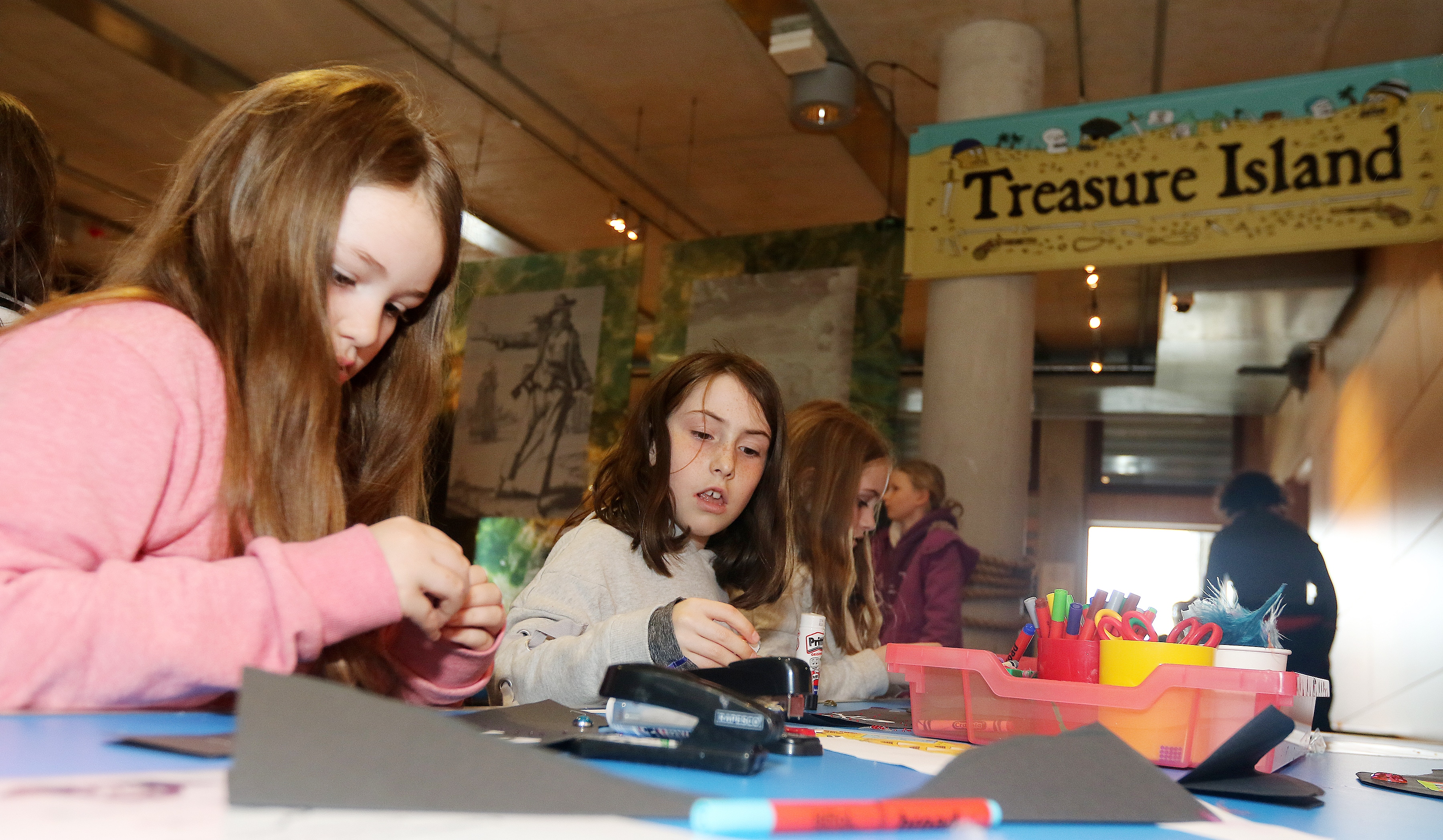 Make and Take craft workshops at National Maritime Museum Cornwall