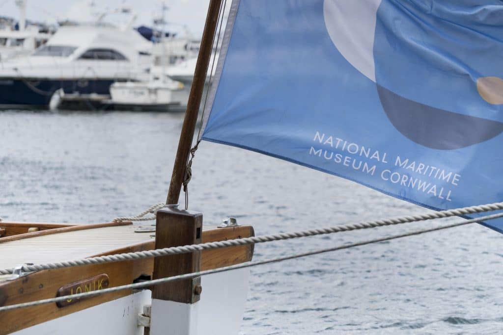 Historic Boat Tours at National Maritime Museum Cornwall