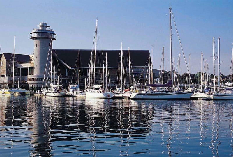 External National Maritime Museum Cornwall
