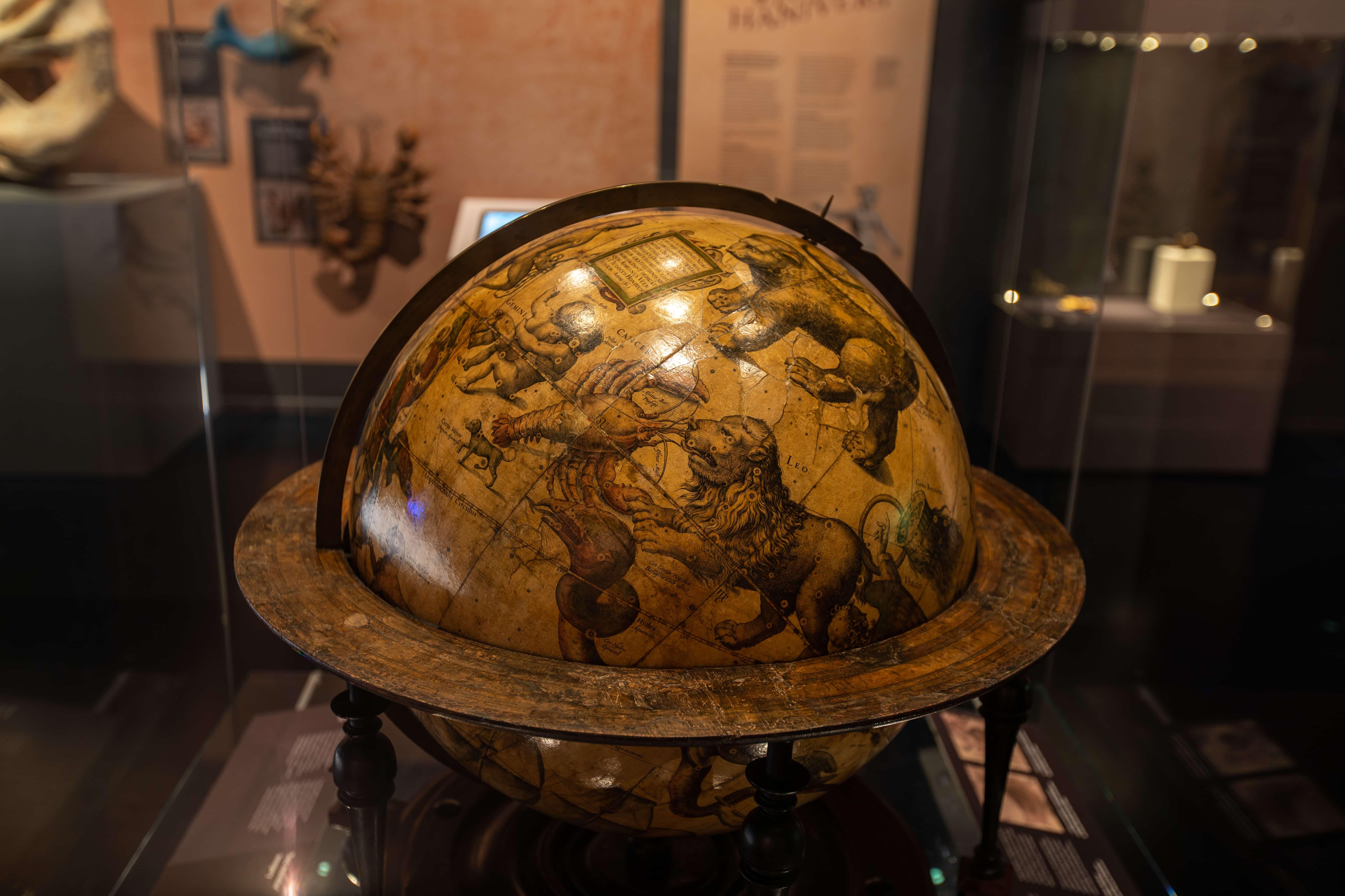 celestial globes